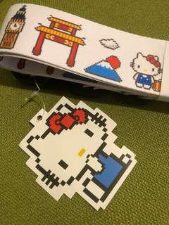 Hello Kitty luggage belt (100% new)