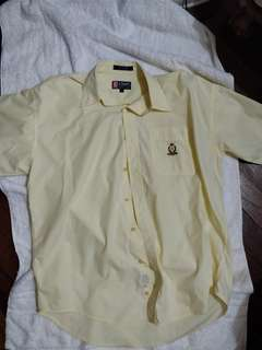 Ralph Lauren Chaps Vintage Short sleeves Polo (repriced)