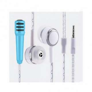Mini Microphone for smule with headset