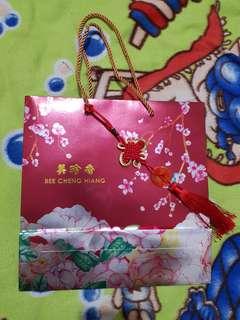 Paperbag Bee Cheng Hiang Medium