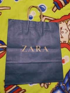 Paperbag ZARA Medium