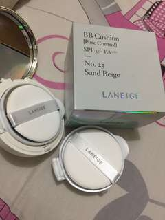 BB Cushion [Pore Control] SPF 50+ PA +++ No.23 (Sand beige)