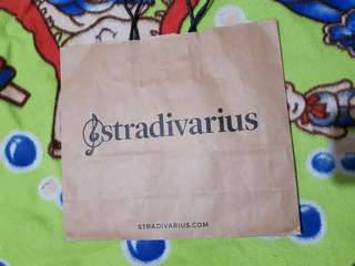 Paperbag Stradivarius Medium