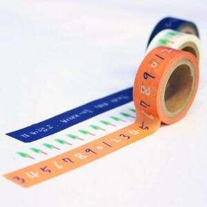 Quick Preorder! Lee Jong Suk Official Goods - Masking Tape Set JONGSUK