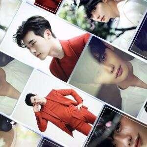 Quick Preorder! Lee Jong Suk Official Goods - Postcard Set JONGSUK