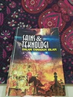Sains dan Teknologi Dalam Tamadun Islam