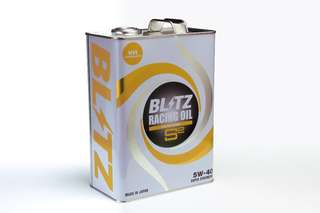 BLITZ S2 RACING OIL 5w-40 Super Synthetic