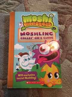 Moshe book