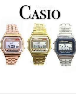 Casio Vintage Watches