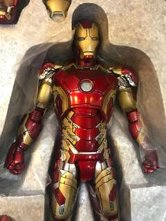 Hottoys MMS278D09 復仇者 Avengers AOU 鐵甲奇俠 IRON MAN MARK XLIII 鋼鐵俠 Mk43 合金 mms278