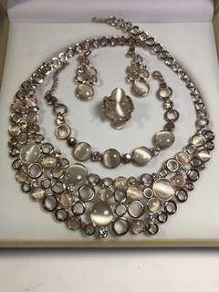 Fashion jewelry 5pc set