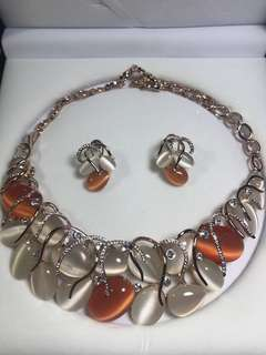 Fashion jewelry 3pc set