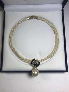 Fashion jewelry Pearl Necklace