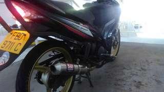 Yamaha Spark 125