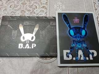 BAP kpop albums
