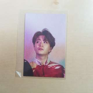 🚚 [WTS] GOT7 EYES ON YOU YOUNGJAE PHOTOCARD
