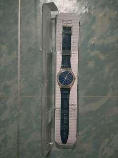 Swatch Standard Gent (Blue 2001 calendar)