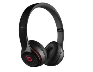 Beats Solo2 Headphones for SALE!