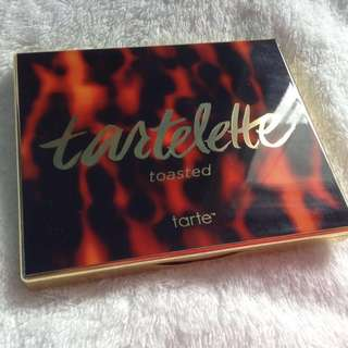 TARTELETTE Toasted Palette (used once)