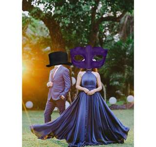 FOR RENT Prenup Dress