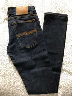 NUDIE JEANS - Long John Fit - size 27W x 34L