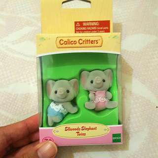 US Calico Critters (Sylvanian Families)