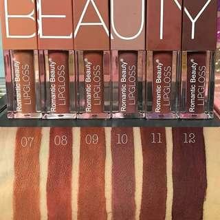 Beauty matte lipstick (Inspired)