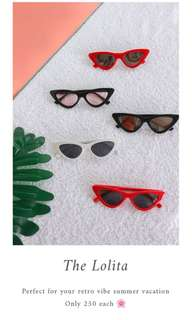 COD Lolita shades High quality sunglasses