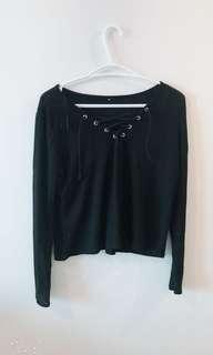 [fire sale] sweater form HM