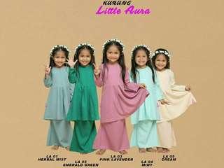 P/O Kurung Little Aura
