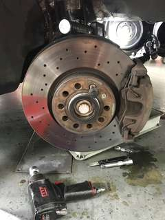Brembo Xtra Drilled Rotor/ Disc