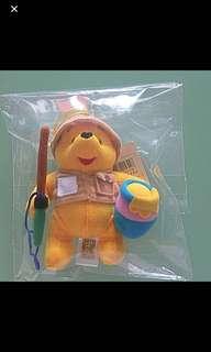 (BNIP) Winnie The Pooh In Hunter Clothes (2018)