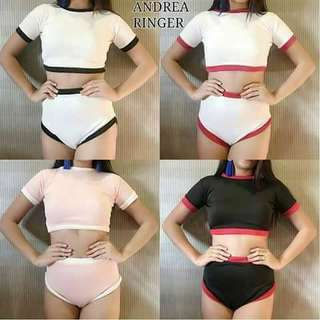 ANDREA RINGER TWO PIECE