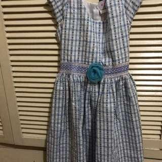 DTG Digital - Blue Party Dress