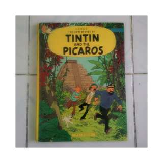 The Adventure of Tintin and The Picaros