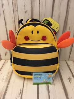 Kid Toddler Bumble Bee Backpack