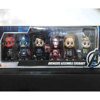 Cosbaby Avengers Assembly
