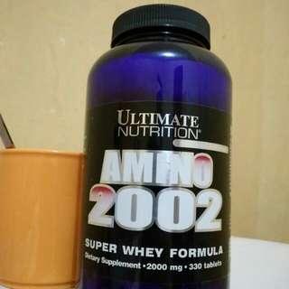 Amino 2002 super whey formula (special edition)