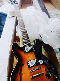 [Brand New] Epiphone Archtop ESS
