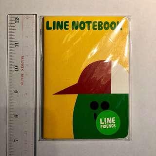 (包郵)Line Friends Notebook