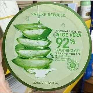 Ori Nature republic aloe vera 92%