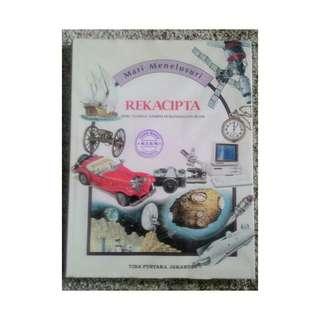 Buku Mari Menelusuri REKA CIPTA - Tira Pustaka Jakarta