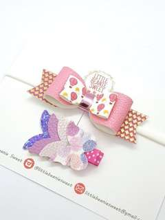 Accessories | Handmade | Girl's Hair Clips