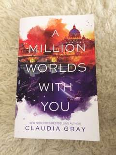 A million worlds with you book