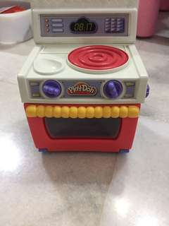 Play doh microwave