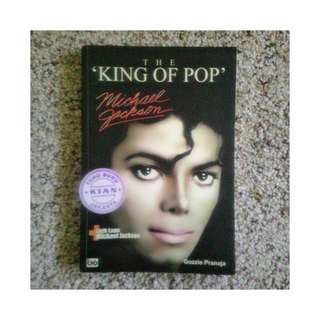 Buku The King of Pop - Michael Jackson