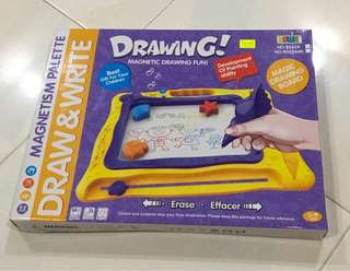 Magnetic Colour drawing doodle board / Draw & Write / Magic Drawing fun