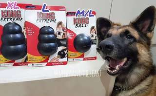 KONG Extreme LARGE Dog Toys from 🇺🇸USA!