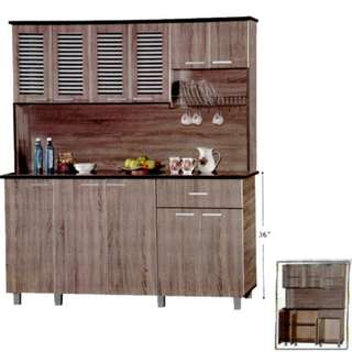 Offer!The Kitchen Cabinet With Top