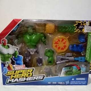 Super Hero Mashers (HULK)